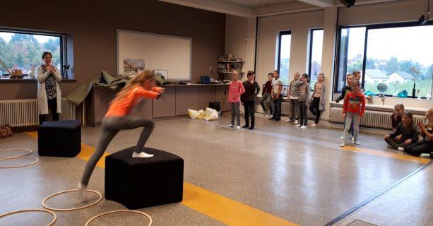 Dansimprovisatie Freestyle!