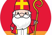 Sinterklaas op de Pius X